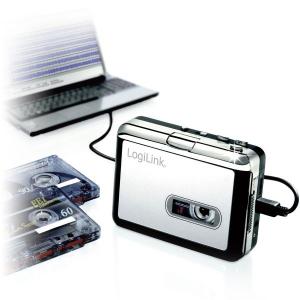 LOGILINK USB CASSETTEN PLAYER ZUM DIGITALISIEREN Bild 2