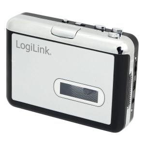 LOGILINK USB CASSETTEN PLAYER ZUM DIGITALISIEREN Bild 3