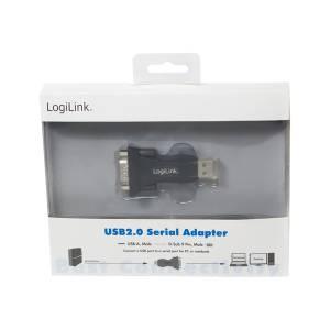LOGILINK SERIELL ZU USB KONVERTER ADAPTER WINDOWS 10 SUPPORT Bild 3