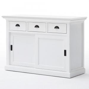 b130 buffetschrank kommode mit schiebet ren kollektion halifax. Black Bedroom Furniture Sets. Home Design Ideas