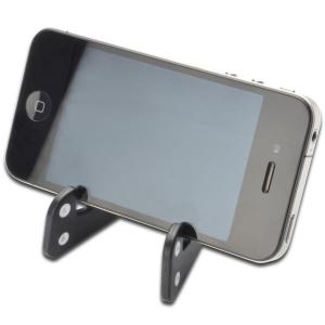 LOGILINK SET: 2x UNIVERSAL TABLET UND SMARTPHONE STÄNDER - SCHWARZ + WEISS Bild 2