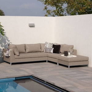 EXOTAN® CASABLANCA LOUNGE LINKS - TAUPE Bild 3
