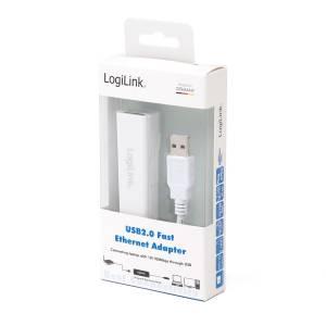 LOGILINK USB 2.0 ETHERNET NETZWERK ADAPTER 10/100 Mbit Bild 4