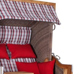 STRANDKORB DEVRIES PURE GREENLINE 170 XL DESSIN 700, FSC-ZERTIFIZIERT Bild 4