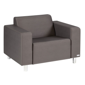 TRINITI® TOM LOUNGE SESSEL - METEOR BRAUN