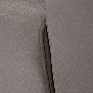 TRINITI® TOM LOUNGE SOFA CHAISELONGUE (LINKS) - METEOR BRAUN Bild 8