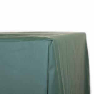 VivaGardea® PREMIUM HAUBE MIT ABHANG FÜR TISCH 120 x 80 CM - GRÜN Bild 4