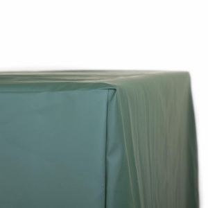 VivaGardea® PREMIUM HAUBE MIT ABHANG FÜR TISCH 200 x 100 CM - GRÜN Bild 4