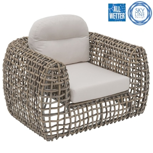 SKYLINE DESIGN® DYNASTY LOUNGE ARMCHAIR SESSEL
