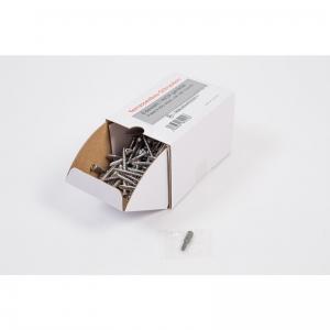 100 x MEISTERLING® TERRASSEN-SCHRAUBE EDELSTAHL / INOX GEHÄRTET 8 x 140 mm Bild 6