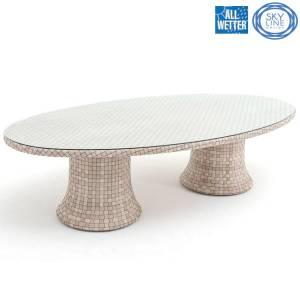 SKYLINE DESIGN® FLORENCE TISCH DINING TABLE