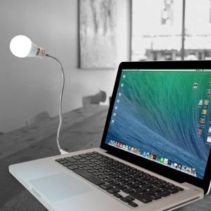 LOGILINK FLEXIBLE USB LED LAMPE Bild 8