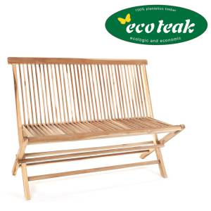 PLOSS ECO-TEAK® KLAPPBARE BANK