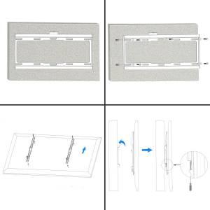 LOGILINK UNIVERSAL LED / LCD TV WANDHALTERUNG 32