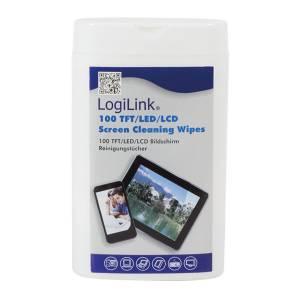LOGILINK TFT, LCD UND PLASMA 100 REINIGUNGSTÜCHER IM SPENDER Bild 4