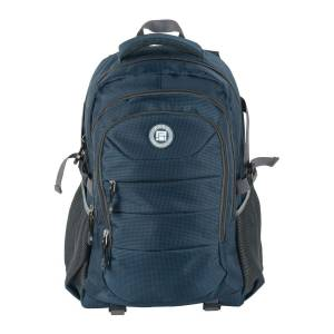 UNIVERSAL RUCKSACK 50x30x22 cm - PASO ORIGINAL COLLECTION - BLAU