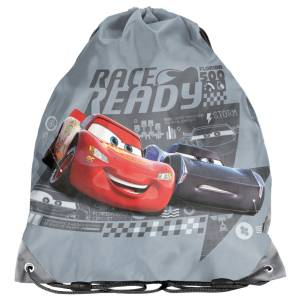 KINDER TURNBEUTEL / SPORTBEUTEL 36x32 cm - DISNEY CARS COLLECTION