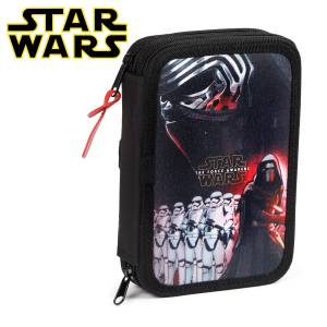 STAR WARS - EPISODE VII - FEDERTASCHE 34-TEILIG