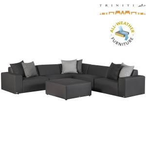 SILVERTEX® VINO LOUNGE - CARBON ANTHRAZIT