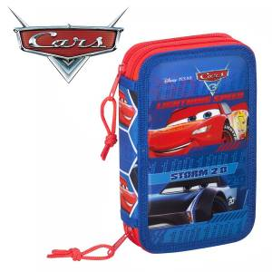 DISNEY CARS - FEDERTASCHE 28-TEILIG