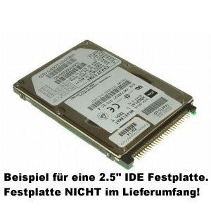 USB 2.0 ALU GEHÄUSE FÜR 2,5