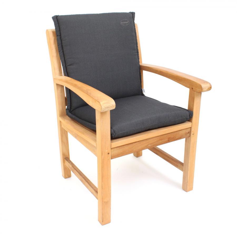 au68 auflage f r niederlehner 97 x 46 cm anthrazit. Black Bedroom Furniture Sets. Home Design Ideas