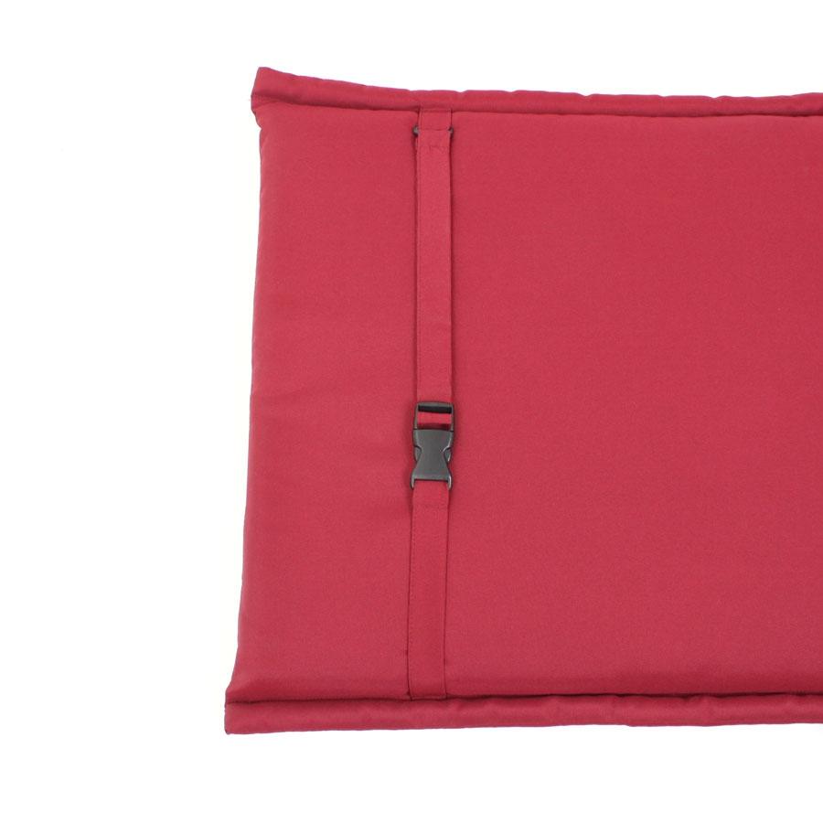 Auflage f niederlehner gartenstuhl stuhl 97 x 46cm for Gartenstuhl auflage
