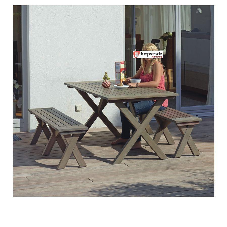 gartenbanke massiv eiche 181549 eine. Black Bedroom Furniture Sets. Home Design Ideas