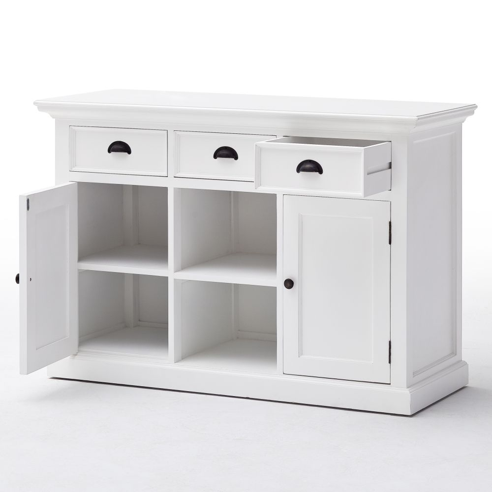 b129 buffetschrank kommode mit 2 k rben kollektion. Black Bedroom Furniture Sets. Home Design Ideas