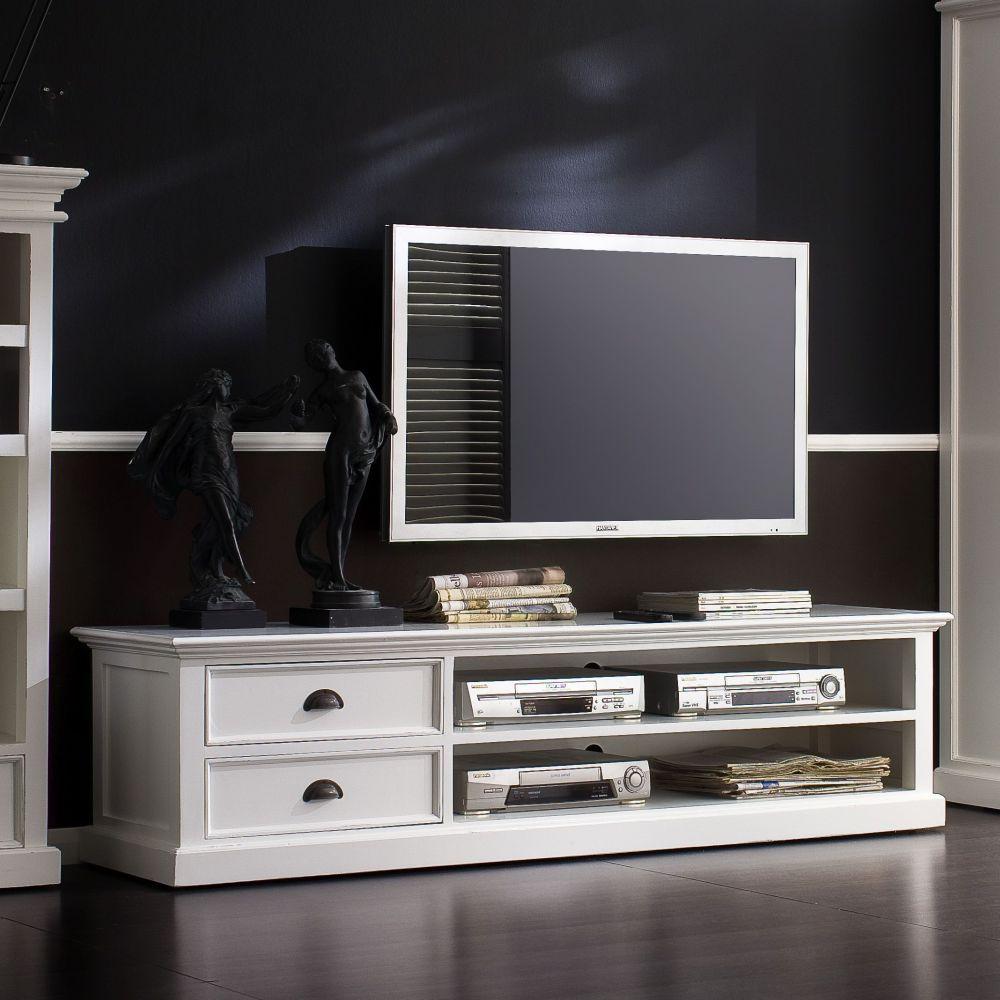 ca592 180 gro er tv tisch schrank 180 cm kollektion halifax. Black Bedroom Furniture Sets. Home Design Ideas