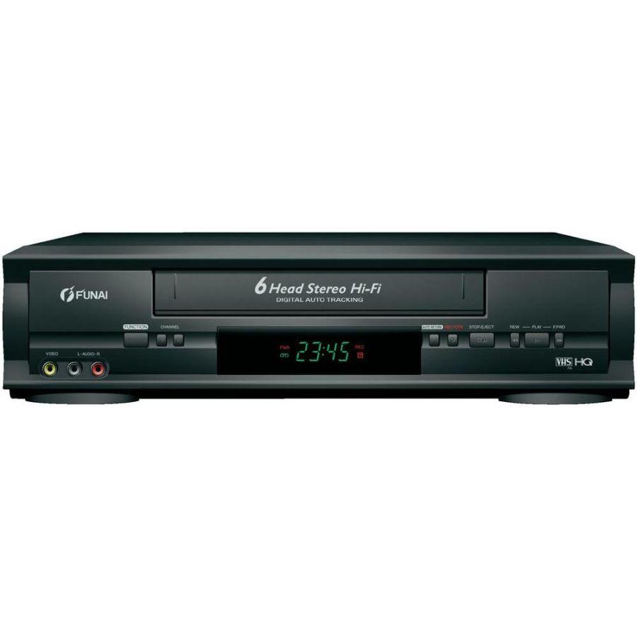 B-WARE-VHS-VIDEOREKORDER-VIDEORECORDER-VHS-RECORDER-VIDEO-CASSETTEN-REKORDER