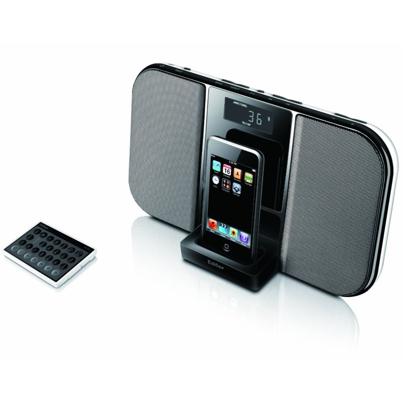 edifier if350 portable dockingstation f r iphone ipod. Black Bedroom Furniture Sets. Home Design Ideas