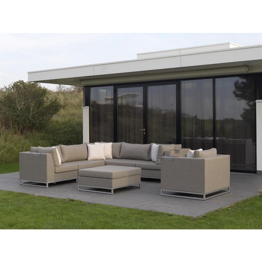 exotan ibiza lounge sessel taupe gartensessel outdoor. Black Bedroom Furniture Sets. Home Design Ideas