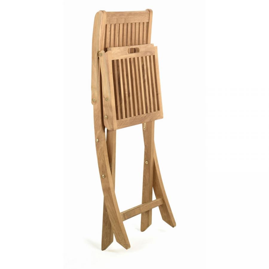 teak holzstuhl stuhl klappbar gartenstuhl mit armlehne. Black Bedroom Furniture Sets. Home Design Ideas