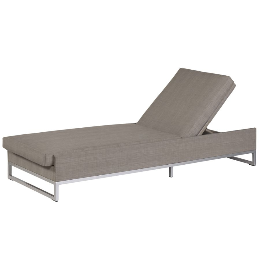 exotan ibiza sunlounger liege taupe. Black Bedroom Furniture Sets. Home Design Ideas