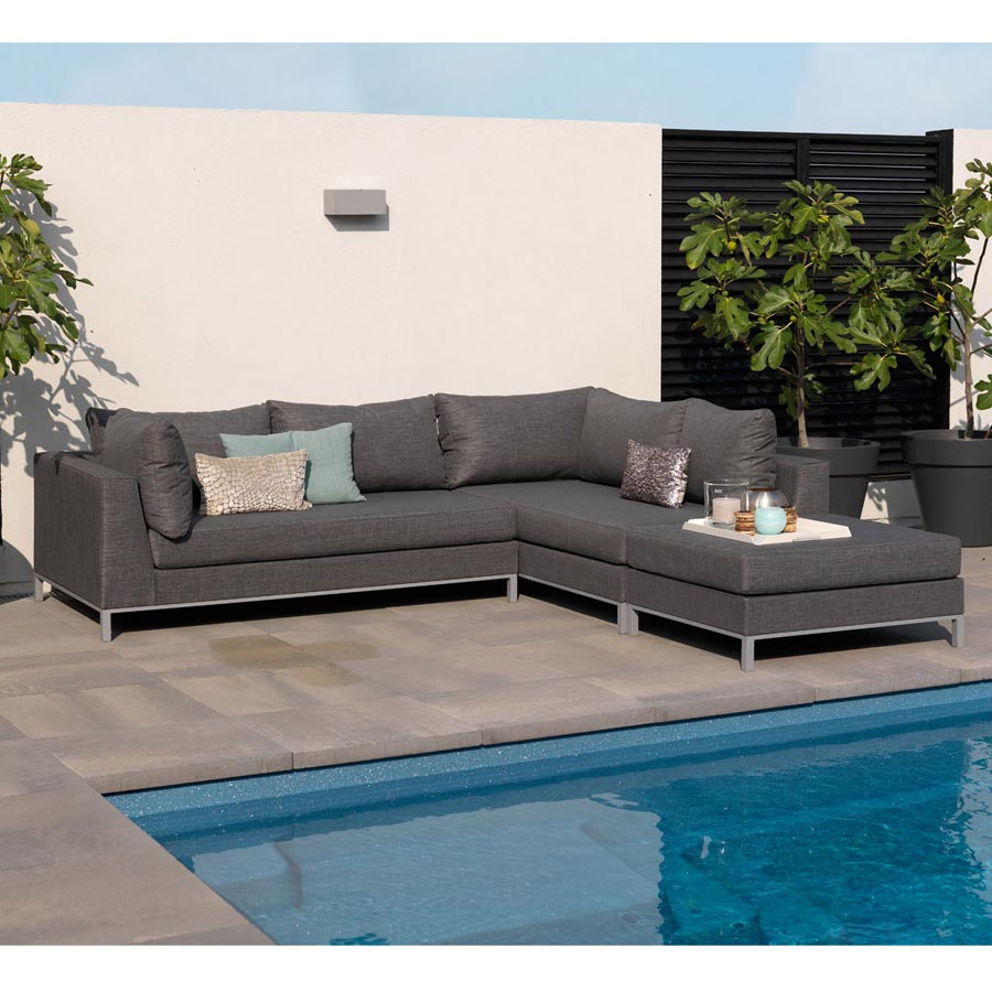 premium gartenlounge exotan wetterfest terrasse garten. Black Bedroom Furniture Sets. Home Design Ideas