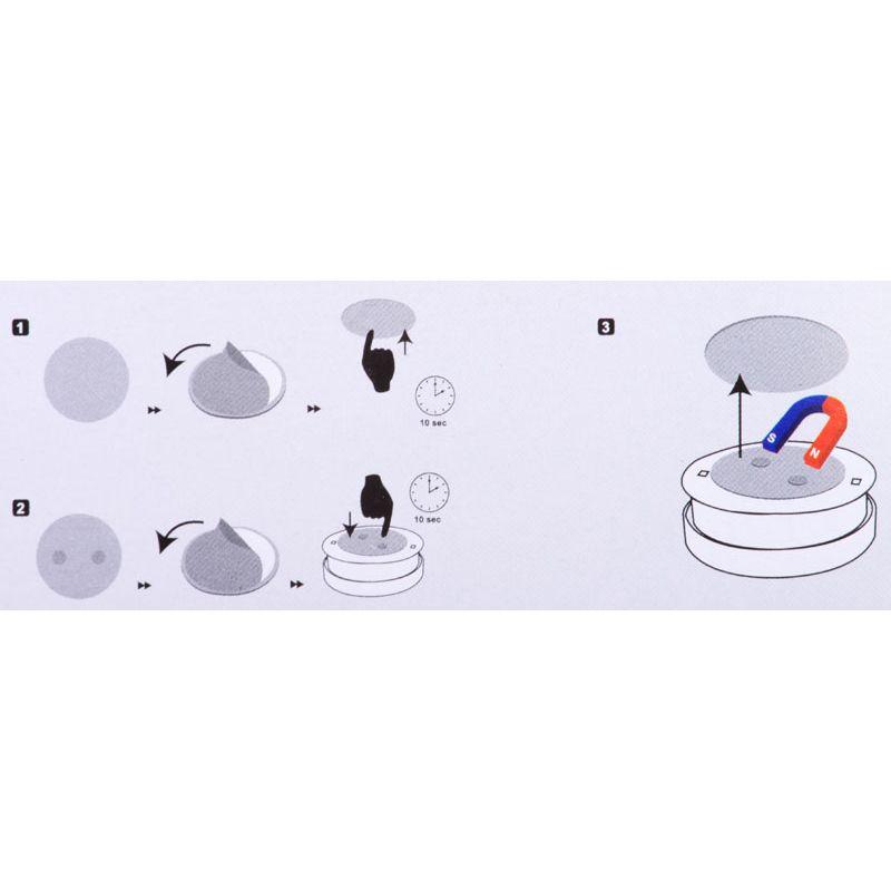Favorit Rauchmelder kleben - Günstig kaufen : Geld sparen bei MitVollemDampf GR44