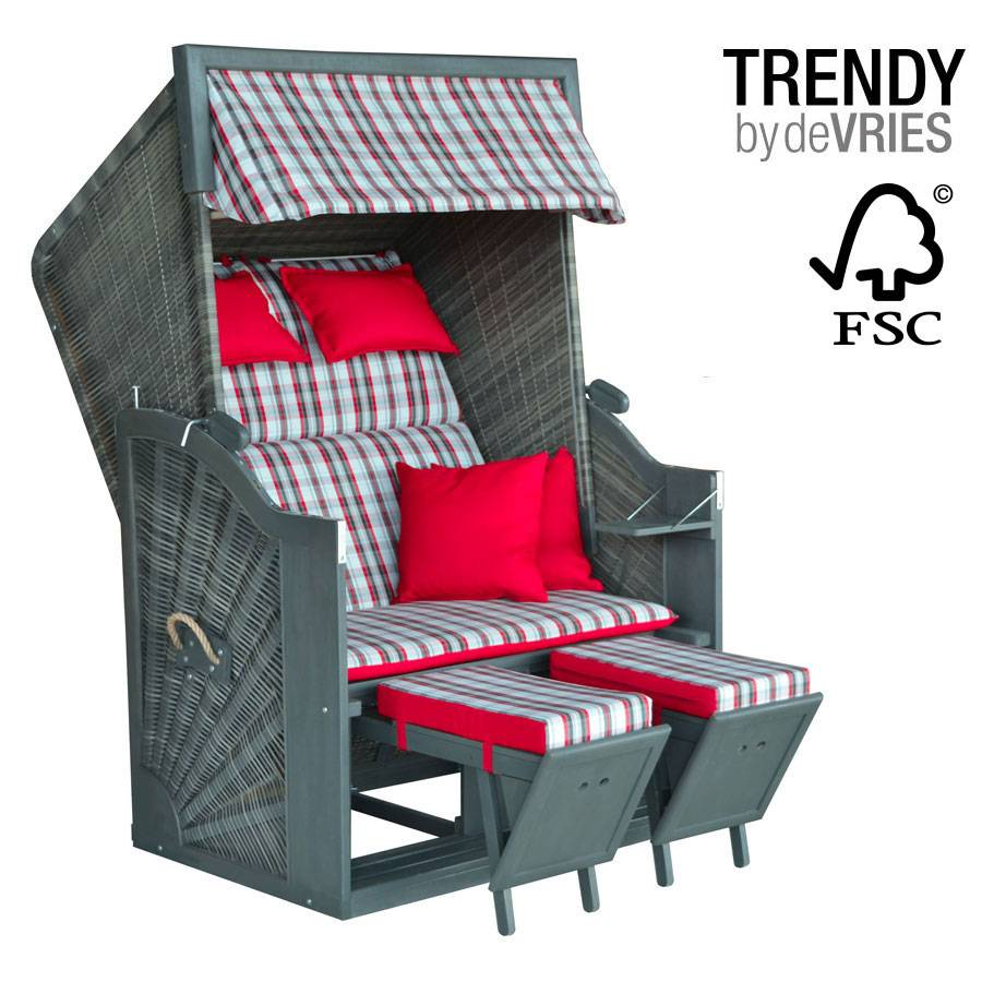 STRANDKORB DEVRIES TRENDY PURE GREENLINE 120