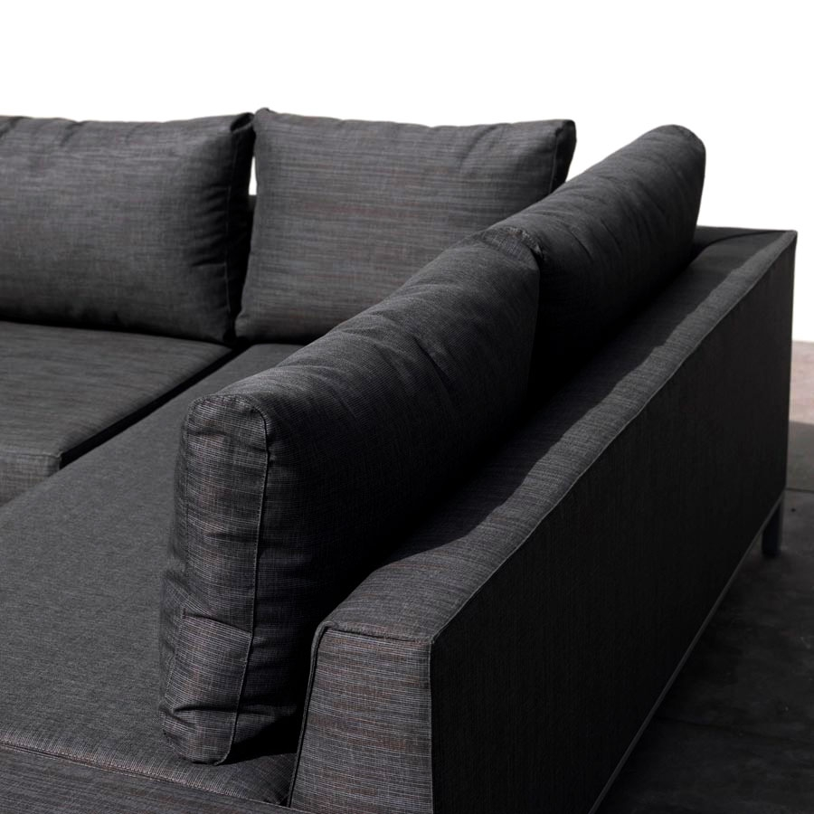 garten terrasse loungem bel strandsofa wetterfest f r outdoor gastronomie ebay. Black Bedroom Furniture Sets. Home Design Ideas