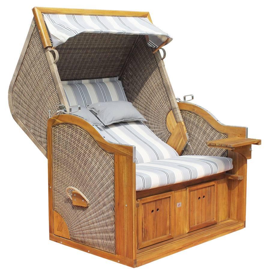 strandkorb devries pure greenline 170 xl dessin 663 fsc. Black Bedroom Furniture Sets. Home Design Ideas