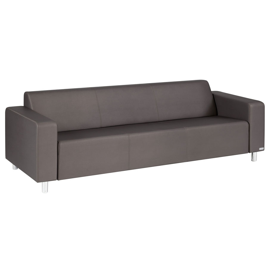 wetterfest wasserdicht uv best ndig lounge sofa 3er bank f r garten terrasse ebay. Black Bedroom Furniture Sets. Home Design Ideas