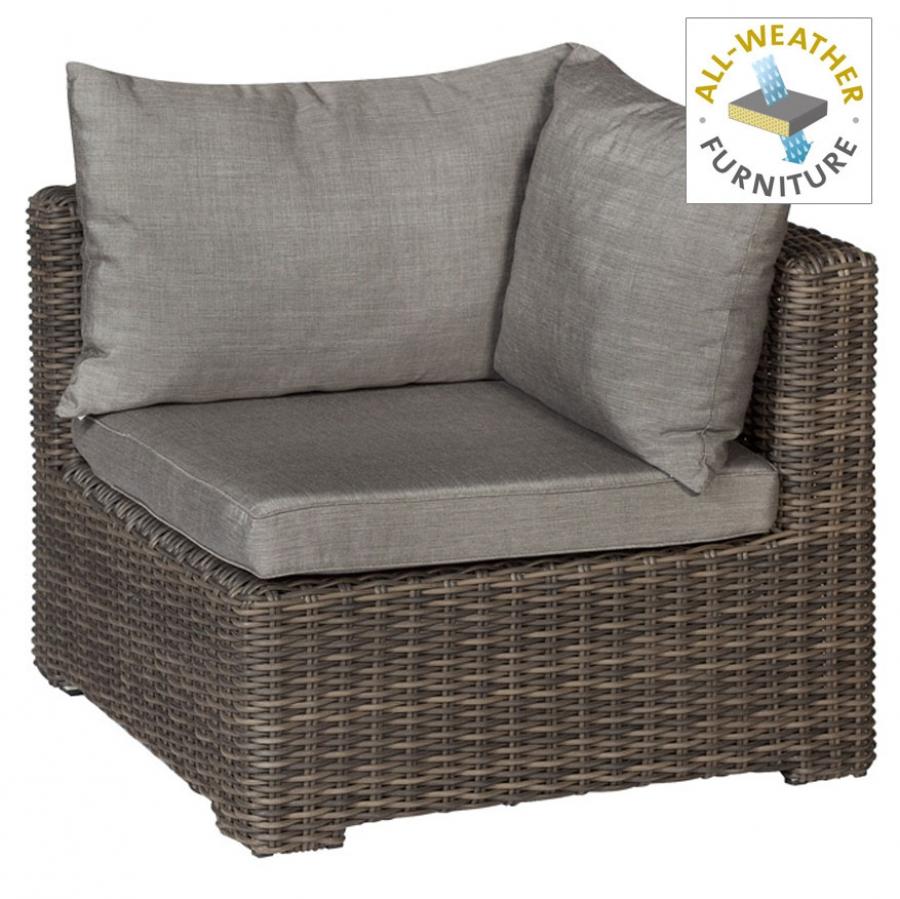 outdoor lounge sitzgruppe 6 teilig f r garten terrasse wetterfest exotan ebay. Black Bedroom Furniture Sets. Home Design Ideas