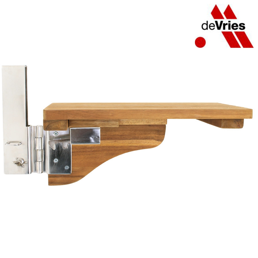 devries cocktailtisch akazie f r strandkorb pure greenline. Black Bedroom Furniture Sets. Home Design Ideas