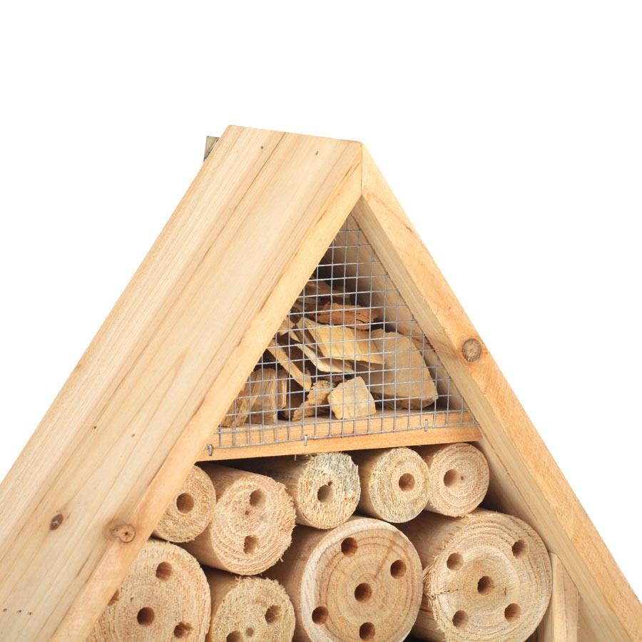 insektenhotel 48cm insektenhaus bienen k fer insekten. Black Bedroom Furniture Sets. Home Design Ideas