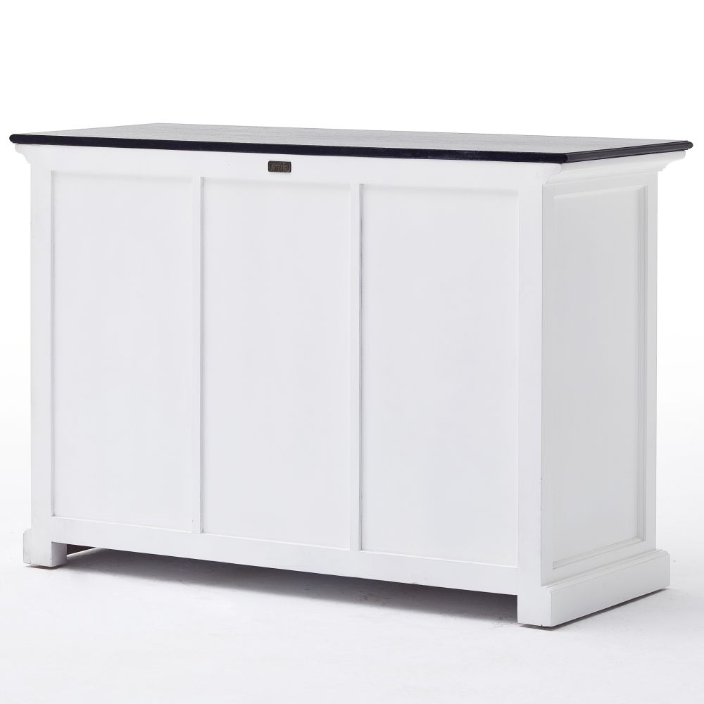 b129ct buffetschrank kommode mit 2 k rben kollektion halifax contrast. Black Bedroom Furniture Sets. Home Design Ideas