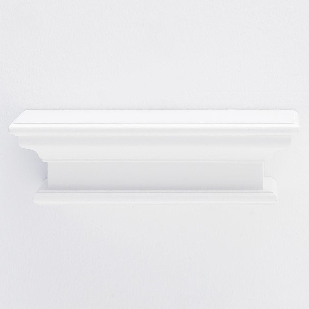 wandboard wandregal holzregal ablage 40 cm novasolo kollektion halifax wei d163. Black Bedroom Furniture Sets. Home Design Ideas