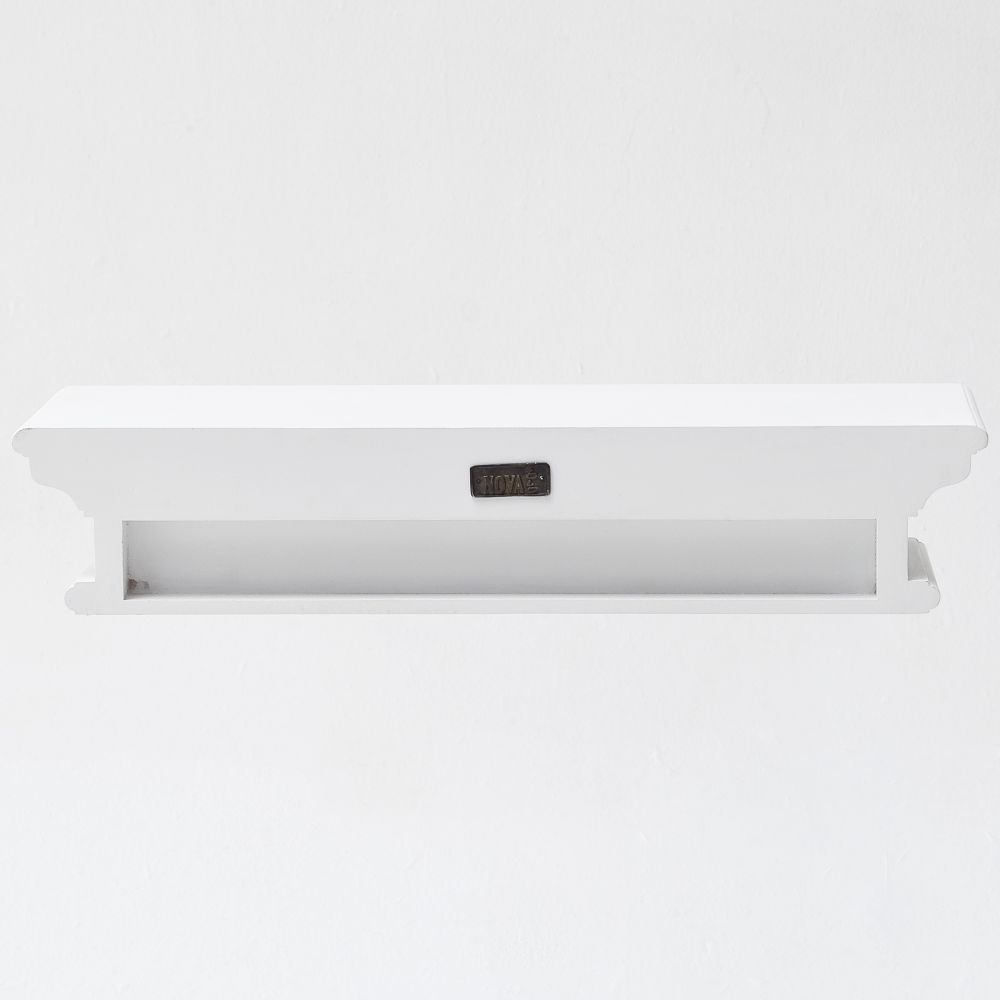 wandboard wandregal holzregal ablage 40 cm novasolo kollektion halifax wei d163 ebay. Black Bedroom Furniture Sets. Home Design Ideas