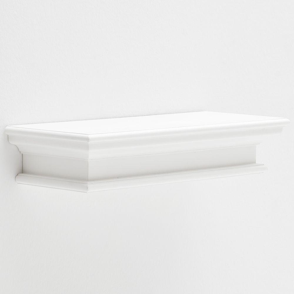 b cherregal ablageboard dekoregal regal mahagoni wand. Black Bedroom Furniture Sets. Home Design Ideas