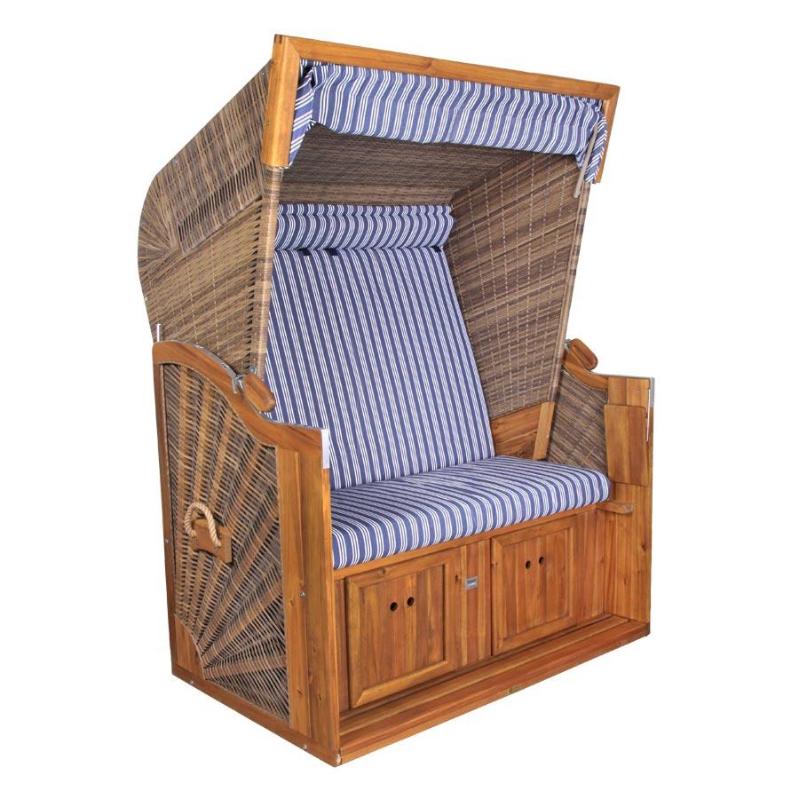 strandkorb devries trendy pure greenline 140 xl dessin 711. Black Bedroom Furniture Sets. Home Design Ideas