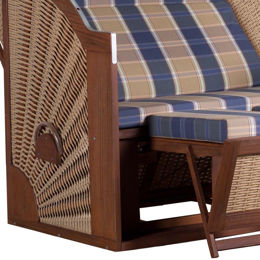 strandkorb trendy pure classic xl sun arurog dessin 428. Black Bedroom Furniture Sets. Home Design Ideas